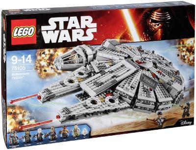 LEGO 75105 Millennium Falcon