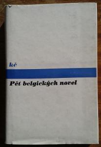 Pět belgických novel (více autorů)
