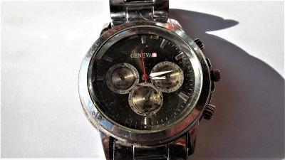 Náramkové hodinky Geneva Quartz *2-222