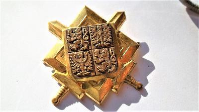 Vojenský odznak
