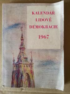 Kalendář Lidové demokracie 1967