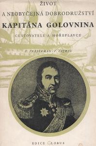 Ruvim Frajerman - Život a neobyčejná dobrodružství kapitána Golovnina