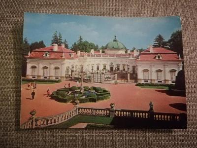 Pohlednice - Zámek Buchlovice, neprošla poštou