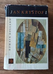 Kniha: Romain Rolland - Jan Kryštof 1. díl, 1966