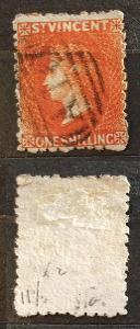 Svatý Vincent 1880 - SG31 60£