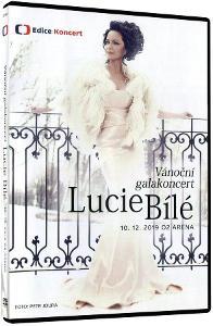 VÁNOČNÍ GALAKONCERT LUCIE BÍLÉ (DVD)