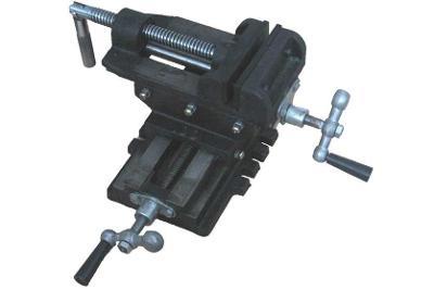 Svěrák křížový -s čelistí 100 mm