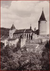 Křivoklát * hrad, podhradí, krajina * Rakovník * V387