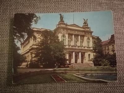 Pohlednice - Opava, neprošla poštou