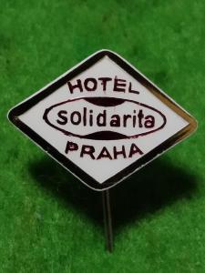 HOTEL SOLIDARITA PRAHA - ODZNAK.