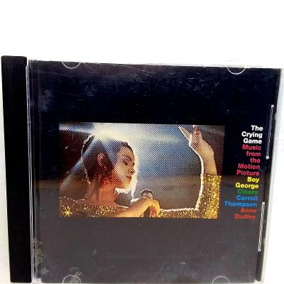 various - The Crying Game (music from the motion picture) (CD, 1993)
