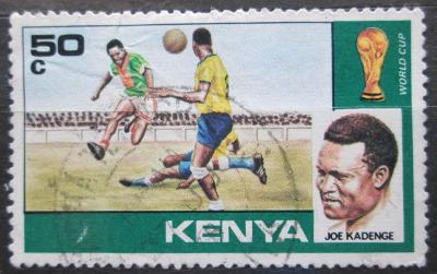 Keňa 1978 MS ve fotbale Mi# 111 2197