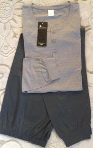 Pánské pyžamo vel.  3XL, 4XL(2249)