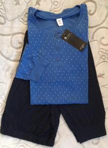 Pánské pyžamo vel.  4XL, 5XL, 6XL(2251)