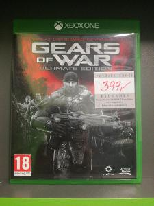 Gears of War: Ultimate Edition (Xbox One) - jako nová
