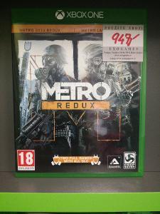 Metro Redux (Xbox One) - jako nová