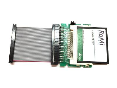 AMIGA CF KIT 4GB (A1200) Kompletní WB3.1 Cloanto