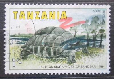 Tanzánie 1985 Želva obrovská Mi# 258 2199