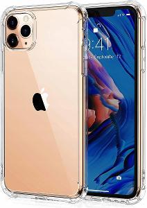Iphone 12 Pro Max, kryt pouzdro obal silikonový ANTI SHOCK apple sh61