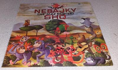 LP SHQ - Jazzové Nebajky - The Jazz Nebyeki (Jazz Non-fables)