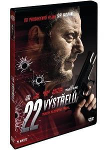 22 VÝSTŘELŮ (DVD)