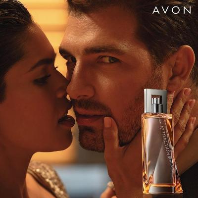 Avon Attraction Sensation for Him EDT