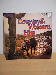 LP Country a western, Greatest hits, 1969