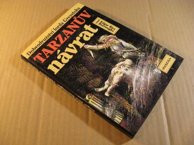 Burroughs E. R. TARZANŮV NÁVRAT 1992 Paseka