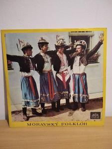 lp Moravský folklór