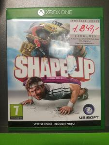 Shape Up (Xbox One - Kinect) - kompletní, jako nová