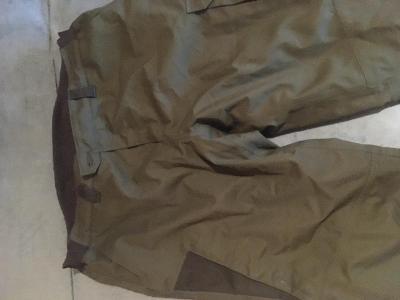 Nepromokavé zateplené lovecké kalhoty Solognac 500