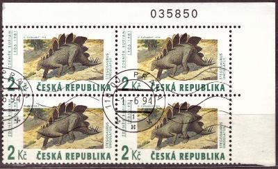 POF. 42 - JEŠTĚŘI 2 KČ - VV ZP 10 - ŽÁROVKA + ZELENÁ SKOBA (T7744)