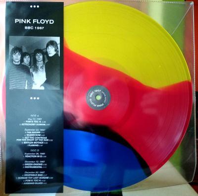 Pink Floyd – BBC 1967 (Limit edice, PEČETĚNO)