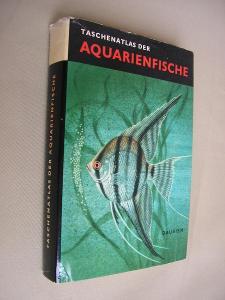 Taschenatlas der Aquarienfische