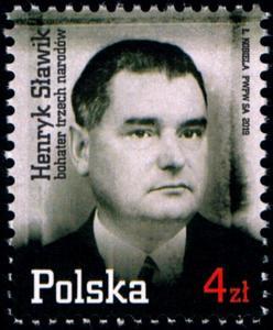 Polsko 2019 Známky Mi 5141 ** Druhá světová válka Židi Maďarsko