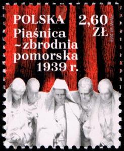 Polsko 2019 Známky Mi 5163 ** Druhá světová válka Německé zločiny