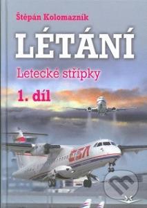 Kniha - Létání 1. díl