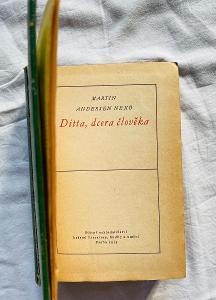Martin Andersen Nexö - Ditta, dcera člověka