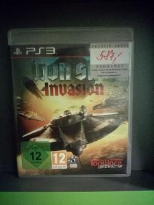 Iron Sky: Invasion CZ (PS3) - kompletní, jako nová