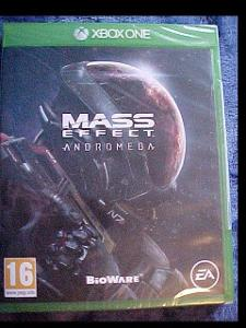 MASS EFFECT ANDROMEDA - X BOX ONE
