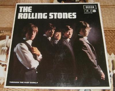 LP-The Rolling Stones - Through the Past Darkly (Opus 1983)/Perf.stav!