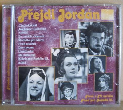 CD - Přejdi Jordán (1997), CD V PĚKNÉM STAVU