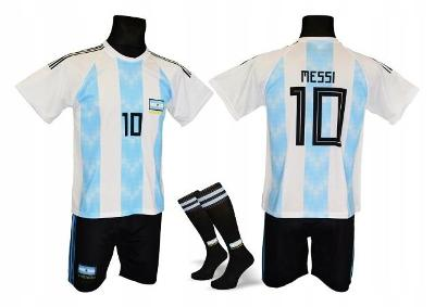 Fotbalový Dres komplet MESSI  ARGENTINA