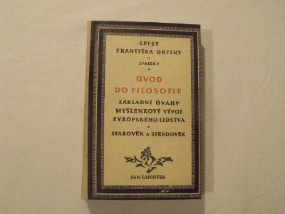 František Drtina-Úvod do filosofie