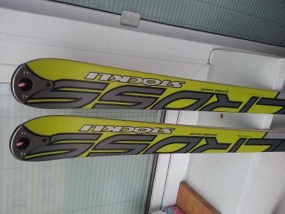 Pánské lyže STOCKLI
