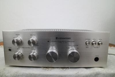Vintage zesilovač KENWOOD KA-1500