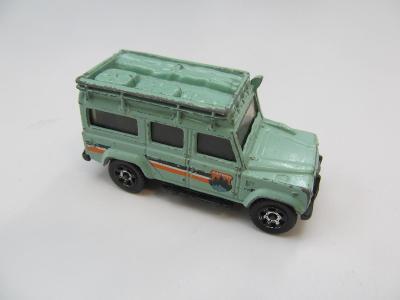 AUTÍČKO ANGLIČÁK matchbox Land Rover Defender 110