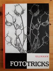 Fototricks Ullmann (kniha je psaná v němčině)