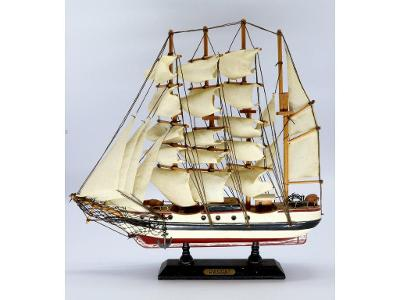 "Model lodě ""Passat"""