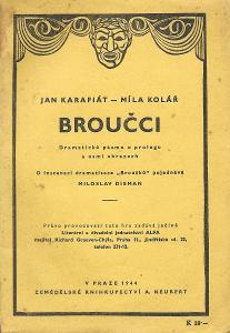 Jan Karafiát, Míla Kolář - Broučci